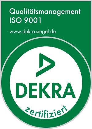 Qualitätsmanagementsystem nach DIN EN ISO 9001:2000